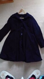Maternity clothes and coat