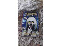 GRAVITY Noval by Robert M. DRAKE (known as rmdrk on Instagram)