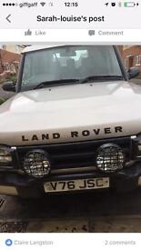 Land Rover discovery tds