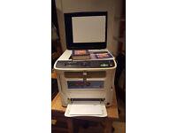 Xerox Phaser 6121MFP/S Multifunction Colour Laser Printer