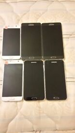 JOBLOT OF 6 PHONES FOR WHOLESALE