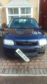 VW polo 1lL spares or repairs