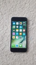 Apple iPhone 6 unlock to all network great condition