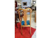 Set Of 4 High Back Antique Dining Chairs