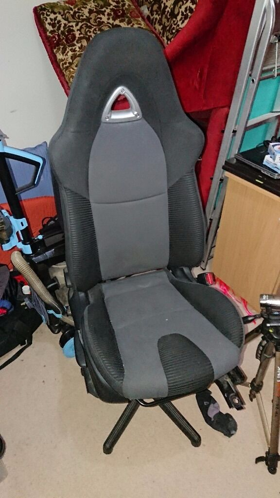 Mazda Rx8 Office Chair Converted Sports Car