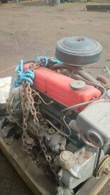 disel boat engine
