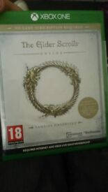 Elder scrolls Tamriel unlimited xbox1