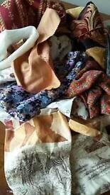 Large job lot of fabric