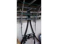 Rear Bike Rack suitable for a Renault Espace