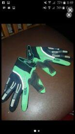 boys motosport gloves