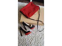 Zara: Women's Shoes and Bag