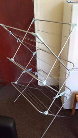 3 Tier Clothes Airer Laundry Rack