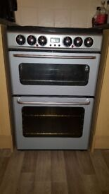 Nearly new New World electric fan cooker, excellent working condition