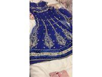 Lenga Saree/Asian outfit