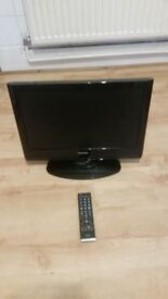 tv Toshiba 19av615db Lcd Tv freeview fully working AND GOOD CONDITION