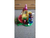 Peppa Pig Weebles Playhouse