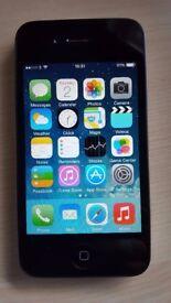 Apple iPhone 4 - 16GB - Black (Unlocked) Smartphone