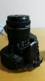 Canon 700d with 3 lens