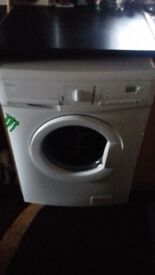 Jhon lewis washing machine, white good condition