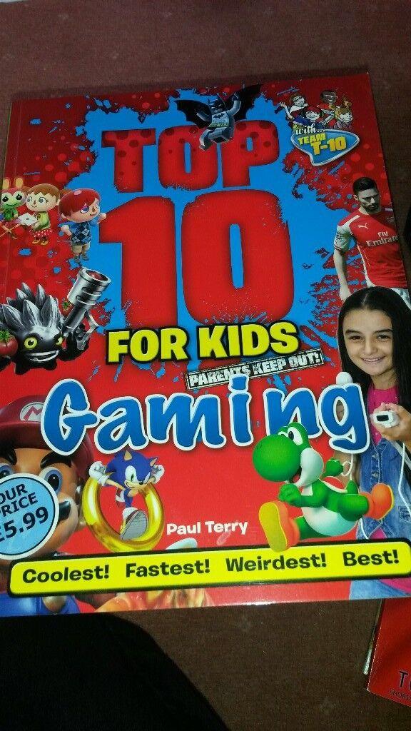 KIDS GAMING BOOK