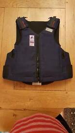 Child's Body Protector size 2 short