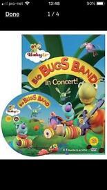 Big bugs band DVD