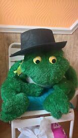 Large Cuddly Frog