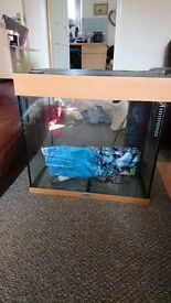 Jewel lido 120 fish tank and stand