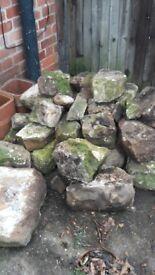 Bulwell stone.