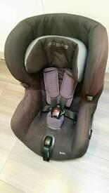 Maxi-Cosi Axiss Group 1 Car Seat - Black Raven