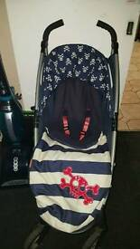 Cosatto pushchair buggy