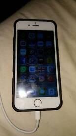 Iphone 6 rose gold 16gig UNLOCKED