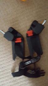PRICE DROP! Car Seat Adaptor - Baby Jogger Maxi-Cosi (City Mini Series/Elite/Summit)