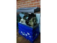 fish tank Tetra tank h40 x L58 x w30 offers