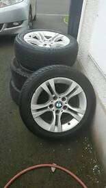 Bmw alloys for road or drifting