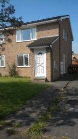 One Bedroom Flat to rent with garden and parking in Spennymoor Durham