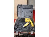 Dewalt SDS Drill 110V