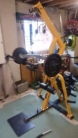 Powertec leverage multi-gym