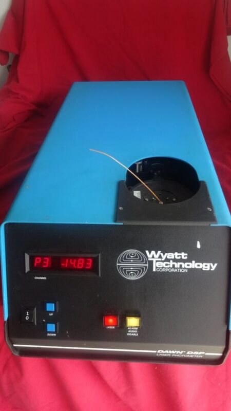WYATT TECHNOLOGY DAWN DSP LASER PHOTOMETER