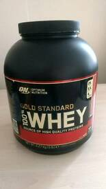 Whey Protein On Gold