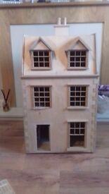 Dolls House ( needs tlc )