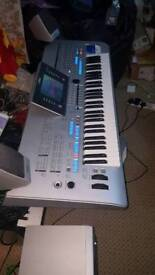 YAMAHA TYROS 4 ARRRANGER WORKSTATION KEYBOARD