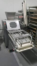 Bakery equipment. Mono metro bread moulder.