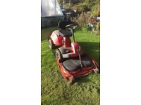 Mountfield out front lawnmower 4155h