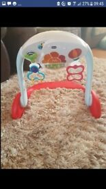 Baby play toy arch
