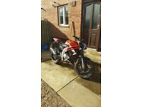 Rieju rs3 125 nkd *not ybr, yzfr, wr, mt* QUICK SALE LONG MOT!!