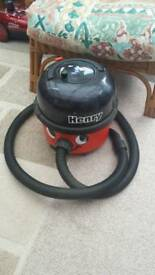 Twin speed henry hoover..no long pipe..as picture..