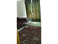 A large double room available for rent