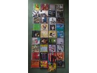 BARGAIN!! Job lot of 130 CDs (mostly US&UK indie/singer-songwriters)