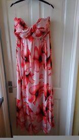 Monsoon Maxi dress size 16